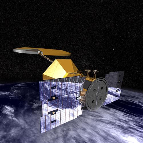 Aquarius | NASA's Earth Observing System