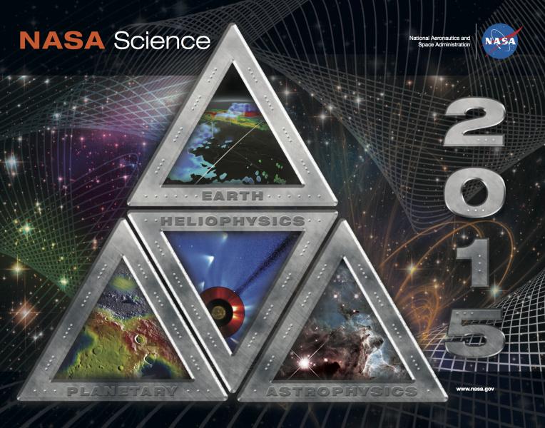 Now Available: 2015 NASA Science Calendar | NASA's Earth ...